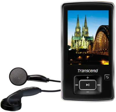 Buy Transcend MP 870 4 GB MP4 Player: Home Audio & MP3 Players