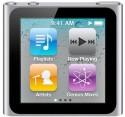 Apple iPod nano 7th Generation 8 GB - Silver, 1.54 inch Display