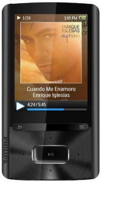 Buy Philips GoGear Ariaz 4 GB MP4 Player: Home Audio & MP3 Players