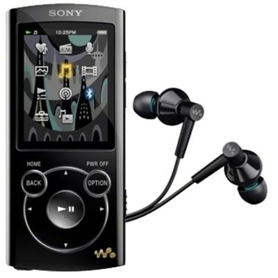 Buy Sony NWZ-S764 8 GB MP4 Player: Home Audio & MP3 Players
