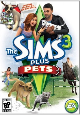 Buy The Sims 3 Plus Pets (Special Edition): Av Media