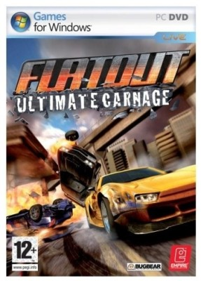 Buy Flatout : Ultimate Carnage: Av Media