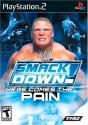 WWE : SmackDown! Here Comes The Pain: Av Media