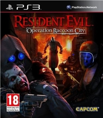 Buy Resident Evil: Operation Raccoon City: Av Media