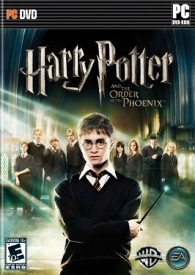 Buy Harry Potter And The Order Of The Phoenix: Av Media