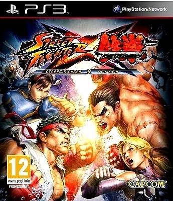 Buy Street Fighter X Tekken: Av Media