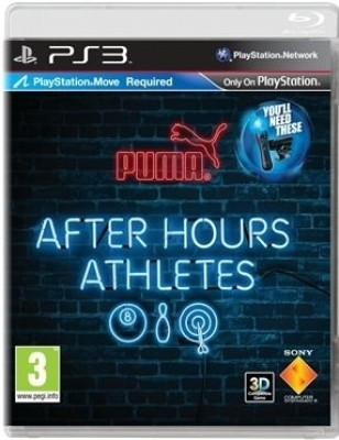 Buy After Hours Athletes (Move Required): Av Media