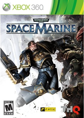 Buy Warhammer 40000: Space Marine: Av Media