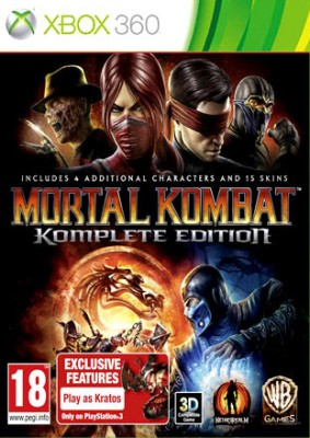 Buy Mortal Kombat (Komplete Edition): Av Media