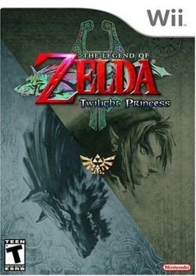 Buy The Legend Of Zelda : Twilight Princess: Av Media