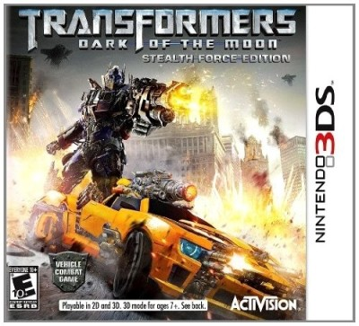 Buy Transformers: Dark Of The Moon (Stealth Force Edition): Av Media