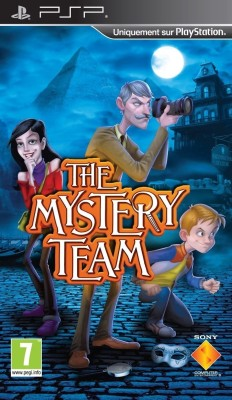 Buy The Mystery Team: Av Media