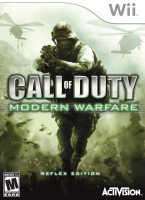 Buy Call Of Duty: Modern Warfare (Reflex Edition): Av Media