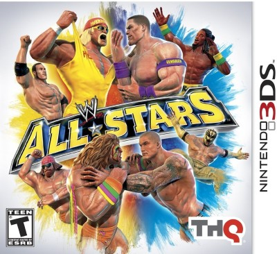 Buy WWE All-Stars: Av Media