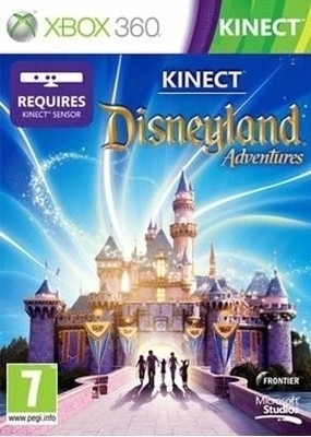 Buy Kinect Disneyland Adventures (Kinect Required): Av Media