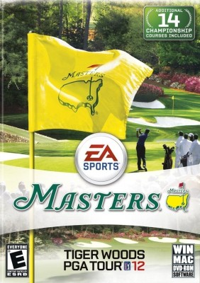 Buy Tiger Woods PGA Tour 12 : Masters: Av Media