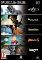 Ubisoft Classics Pack (25th Anniversary Edition)