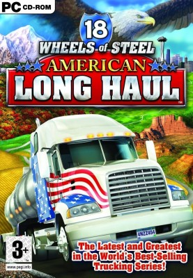 Buy 18 Wheels Of Steel American Long Haul: Av Media