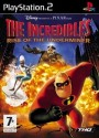 The Incredibles: Rise Of The Underminer: Physical Game