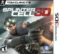 Tom Clancy's : Splinter Cell (3D): Av Media