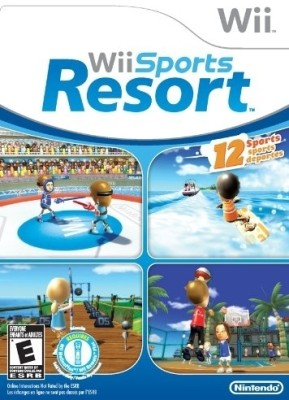 Buy Wii Sports Resort: Av Media