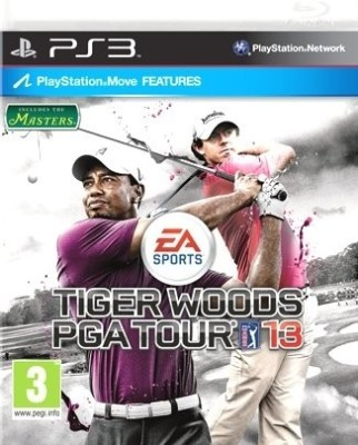 Buy Tiger Woods PGA Tour 13: Av Media