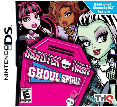 Buy Monster High - Ghoul Spirit: Av Media