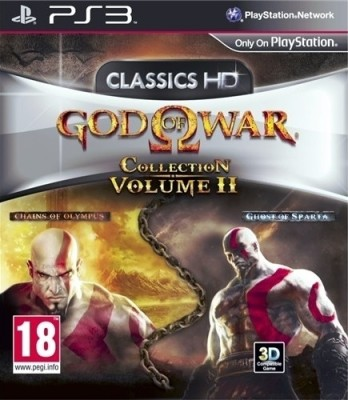 Buy God Of War (Collection Volume II): Av Media