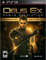 Deus Ex : Human Revolution (Augmented Edition): Av Media