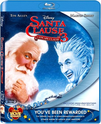 Buy The Santa Clause 3 - The Escape Clause: Av Media