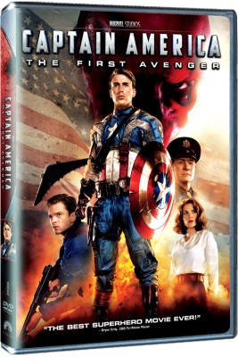 Buy Captain America: The First Avenger: Av Media