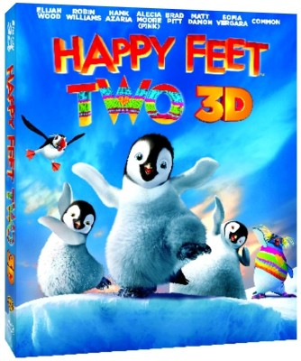 Buy Happy Feet Two 3D (3D): Av Media