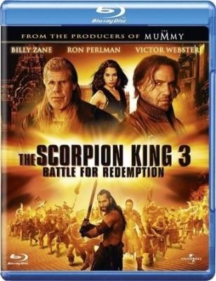 Buy The Scorpion King 3 - Battle For Redemption: Av Media