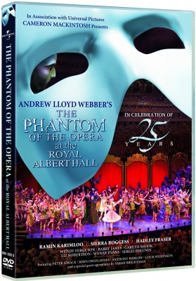 Buy The Phantom of the Opera at the Royal Albert Hall (25th Anniversary Celebration): Av Media