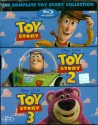 Toy Story Trilogy: Av Media