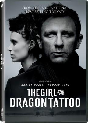 Buy The Girl With The Dragon Tattoo: Av Media