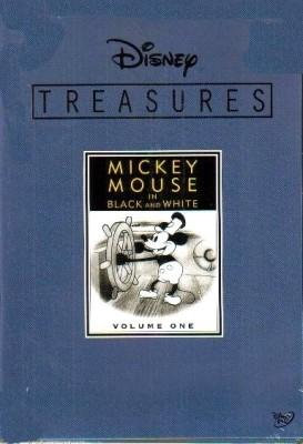 Buy Disney Treasures - Mickey Mouse In Black And White Vol. 1: Av Media