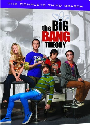 Buy The Big Bang Theory Season - 3: Av Media