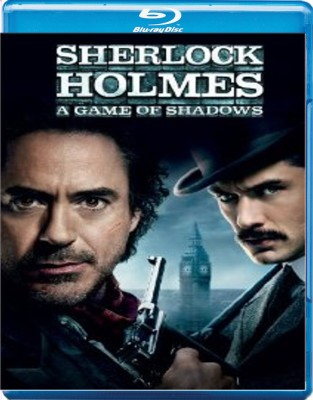Buy Sherlock Holmes - A Game Of Shadows: Av Media