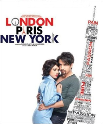 Buy London Paris New York: Av Media