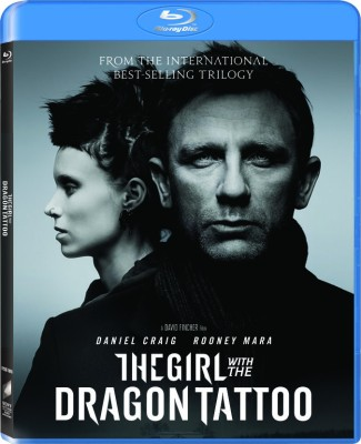 Buy The Girl With The Dragon Tattoo: Av Media