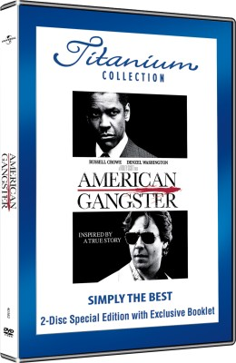 Buy Titanium Collection - American Gangster: Av Media