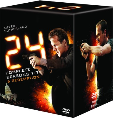 Buy 24: Seasons 1-7+ Redemption Season 1 to 7: Av Media