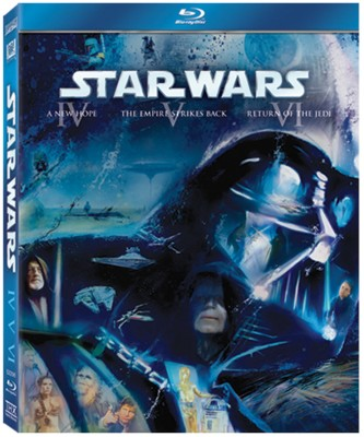 Buy Star Wars Original Trilogy (Episodes IV,V & VI): Av Media