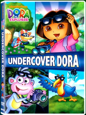 Buy Dora The Explorer - Undercover Dora: Av Media