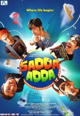 Buy Sadda Adda: Av Media