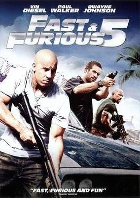 Buy Fast & Furious 5: Av Media