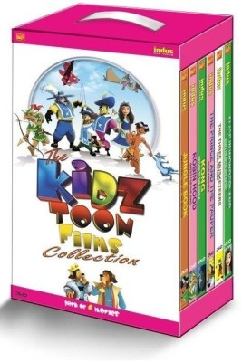Buy The Kidz Toon Films Collection: Av Media