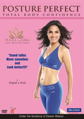 Buy Heal With Lara: Posture Perfect: Av Media