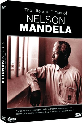 Buy The Life And Times Of - Nelson Mandela (English): Av Media